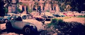 Rassemblement VW 2013 Chateau Lesparrou